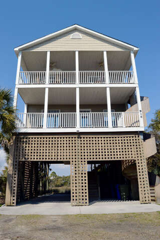 Single Family for Sale at 914 W Ashley Folly Beach, South Carolina 29439 United States