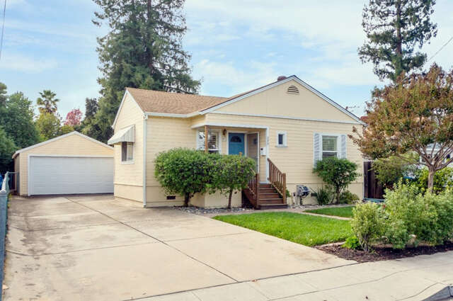 Single Family for Sale at 278 San Carlos Ave Redwood City, California 94061 United States
