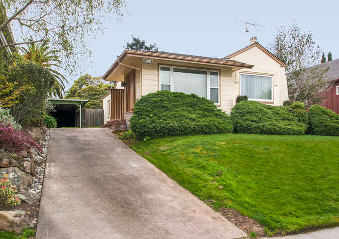 Single Family for Sale at 1341 Vancouver Ave Burlingame, California 94010 United States