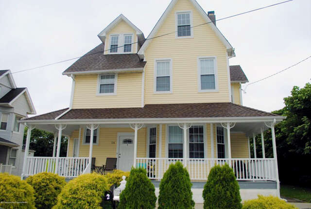 Multi Family for Sale at 116 Chelsea Avenue Long Branch, New Jersey 07740 United States