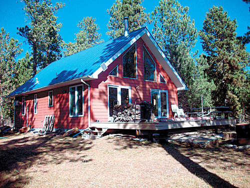 Single Family for Sale at Bearlodge Hunting Lodge Hulett, Wyoming 82720 United States