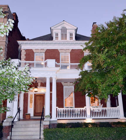 Single Family for Sale at 1820 Monument Ave Richmond, Virginia 23220 United States