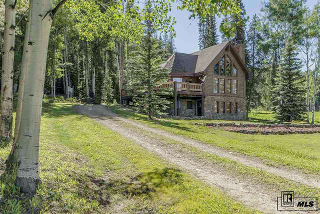 Single Family for Sale at 60800 Floyd Creek Road Clark, Colorado 80428 United States