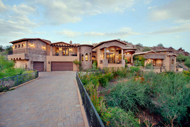 Single Family for Sale at 14610 E Shadow Canyon Drive Fountain Hills, Arizona 85268 United States