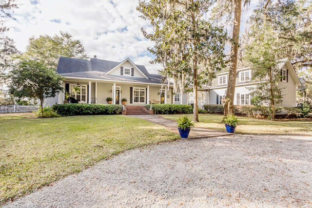 Single Family for Sale at 3258 Julienton Road NE Townsend, Georgia 31331 United States