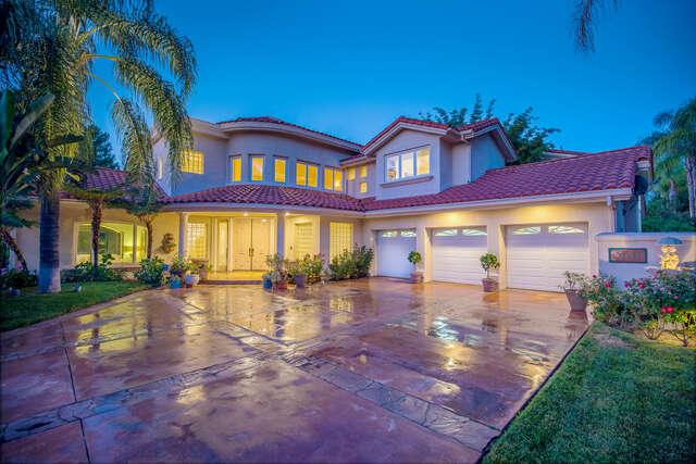 Single Family for Sale at 24935 Bella Vista Dr Calabasas, California 91302 United States