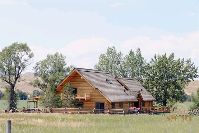 Single Family for Sale at 310 Little Bear West Gallatin Gateway, Montana 59730 United States