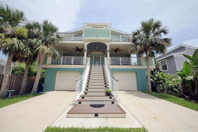 Single Family for Sale at 846 Dolphin Ave New Smyrna Beach, Florida 32169 United States