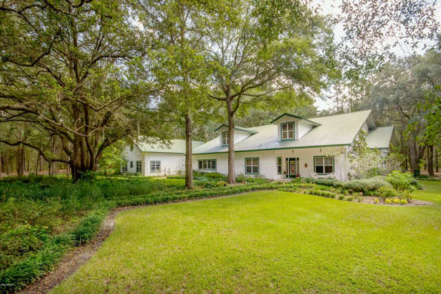 Single Family for Sale at 16890 NE 75th Street Williston, Florida 32696 United States
