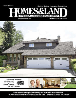 HOMES & LAND Magazine Cover. Vol. 05, Issue 13, Page 31.