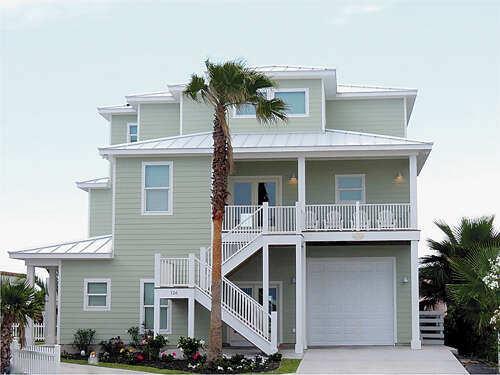 Single Family for Sale at 126 Mustang Royale Port Aransas, Texas 78373 United States