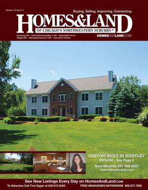 HOMES & LAND Magazine Cover. Vol. 12, Issue 05, Page 2.