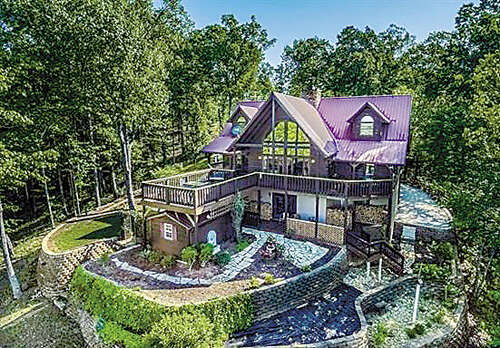 Single Family for Sale at 125 Bridge Pointe Ln Sparta, Tennessee 38583 United States