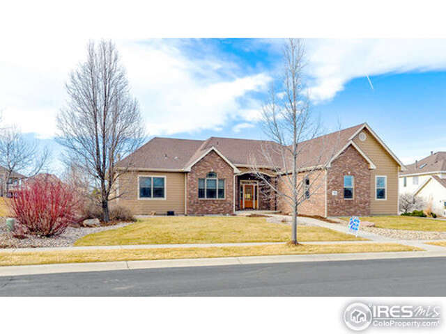 Single Family for Sale at 1190 Trails End Ct Windsor, Colorado 80550 United States