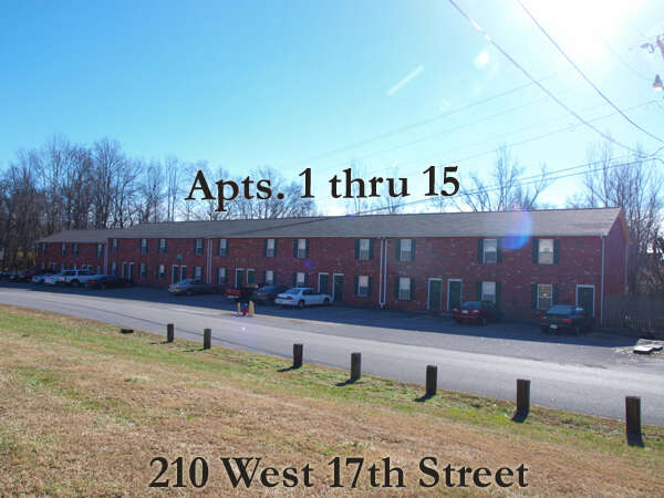 Apartments for Rent, ListingId:26824423, location: 210 W 17th Street Cookeville 38501