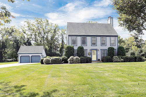 Single Family for Sale at 2515 Autumn Drive Wall, New Jersey 07719 United States