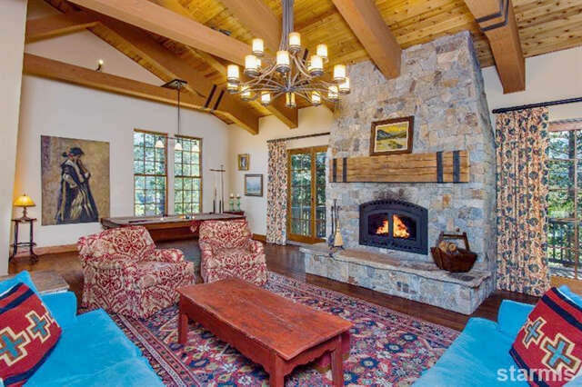 Single Family for Sale at 185 Palisades Drive Kirkwood, California 95646 United States