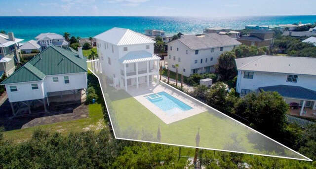 Single Family for Sale at 98 Pelican Circle Rosemary Beach, Florida 32461 United States