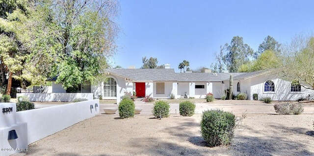 Single Family for Sale at 8301 N 74th Pl Scottsdale, Arizona 85258 United States