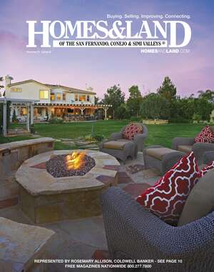 HOMES & LAND Magazine Cover. Vol. 21, Issue 09, Page 10.