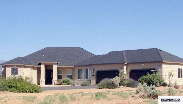 Single Family for Sale at 4805 Leo Bingo Court Washoe Valley, Nevada 89704 United States