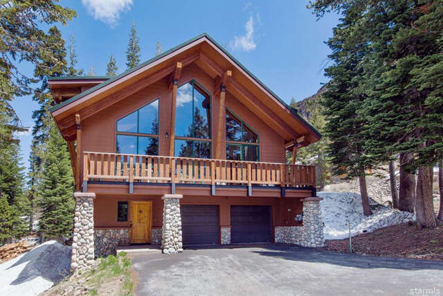 Single Family for Sale at 50 Sorrel Court Kirkwood, California 95646 United States