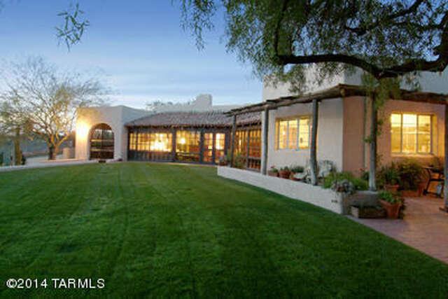 Single Family for Sale at 00 Withheld Tucson, Arizona 85718 United States
