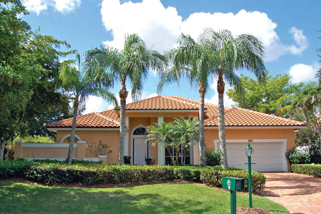 Single Family for Sale at 90 Cayman Place Palm Beach Gardens, Florida 33418 United States