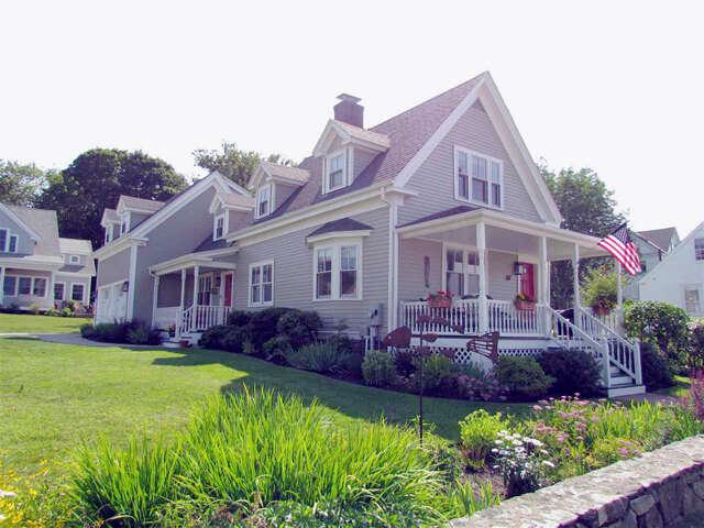Condominium for Sale at 87 Piscataqua Street New Castle, New Hampshire 03854 United States