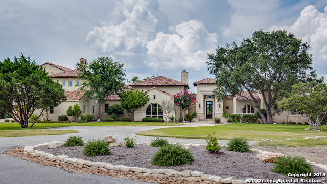 Single Family for Sale at 1205 Cordillera Trace Boerne, Texas 78006 United States
