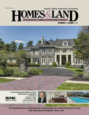 HOMES & LAND Magazine Cover. Vol. 06, Issue 05, Page 11.