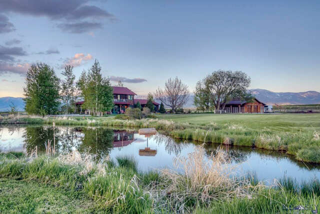 Single Family for Sale at 3188 Love Lane Bozeman, Montana 59718 United States