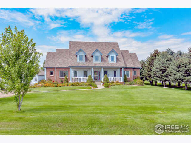 Single Family for Sale at 35701 County Road 25 Severance, Colorado 80615 United States