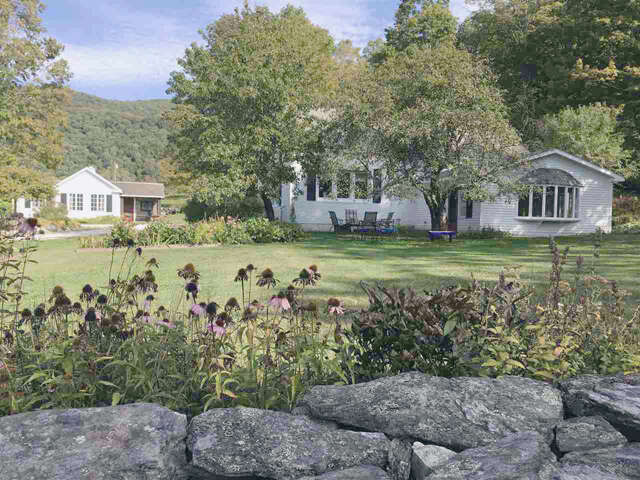 Single Family for Sale at 1312 Herrick Brook Road Pawlet, Vermont 05761 United States