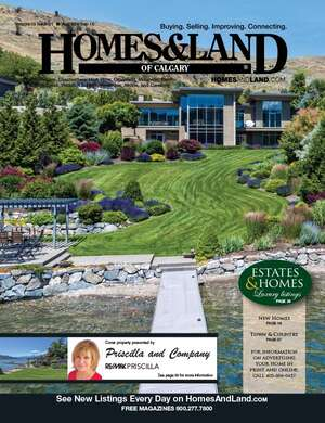 HOMES & LAND Magazine Cover. Vol. 15, Issue 01, Page 30.