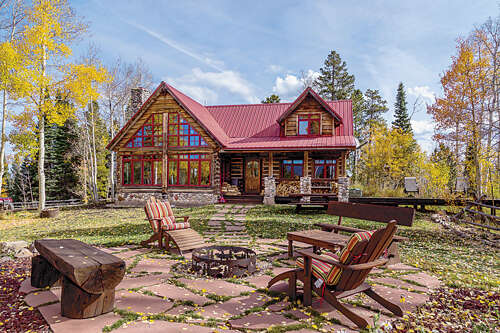 Single Family for Sale at 8925 Bearpaw Trail Yampa, Colorado 80483 United States
