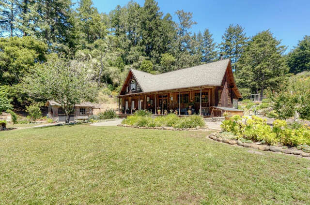 Single Family for Sale at 400 Canyon Rd Pescadero, California 94060 United States