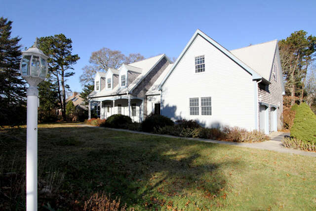 Single Family for Sale at 51 Hillbourne Terrace Brewster, Massachusetts 02631 United States