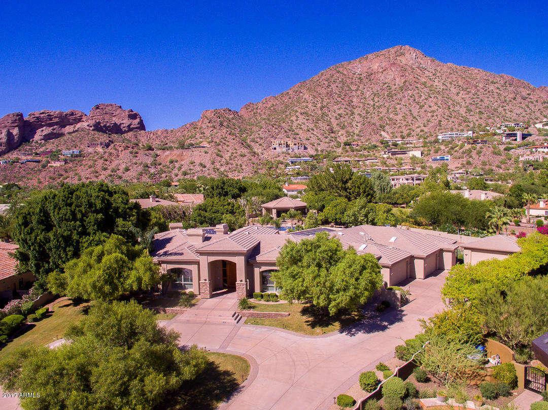 Single Family for Sale at 5134 E Palomino Rd Phoenix, Arizona 85018 United States
