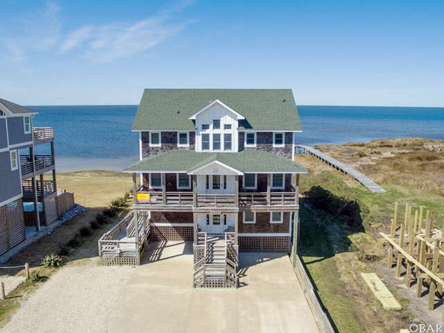 Single Family for Sale at 25514 Nc Highway 12 Waves, North Carolina 27982 United States