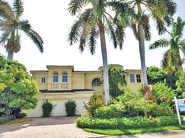 Single Family for Sale at 782 NE Harbour Drive Boca Raton, Florida 33431 United States