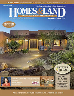 HOMES & LAND Magazine Cover. Vol. 19, Issue 09, Page 47.