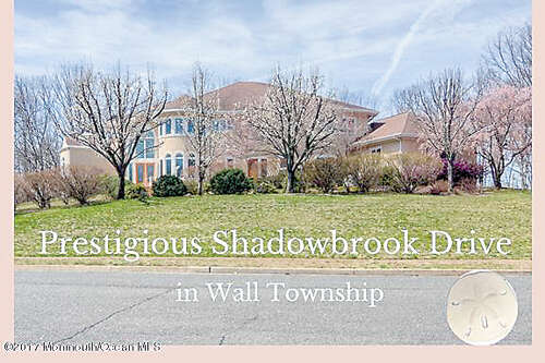 Single Family for Sale at 2110 Shadowbrook Drive Wall, New Jersey 07719 United States