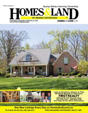 HOMES & LAND Magazine Cover. Vol. 32, Issue 02, Page 20.