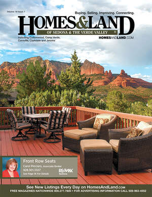 Homes & Land of Sedona and the Verde Valley