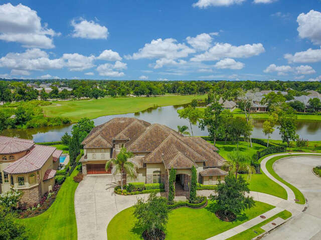 Single Family for Sale at 27 Sanctuary Trail Missouri City, Texas 77459 United States