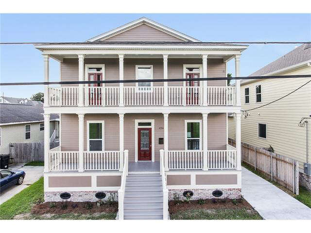 Single Family for Sale at 6756 Pontchartrain Blvd. New Orleans, Louisiana 70124 United States