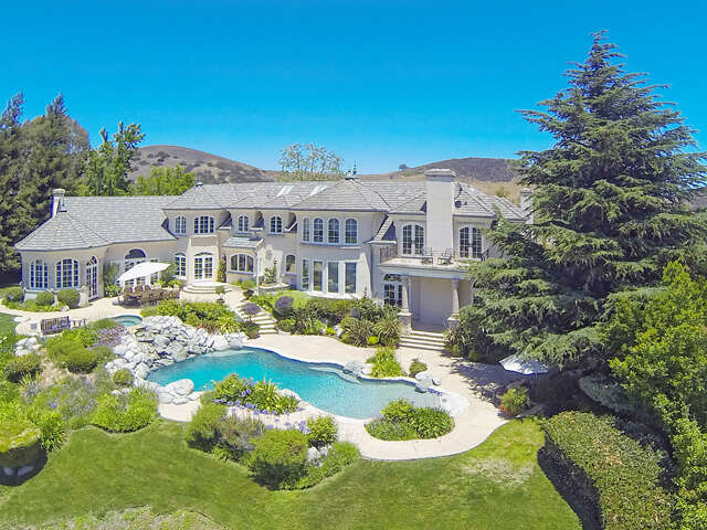 Single Family for Sale at 4916 Summit View Drive Westlake Village, California 91362 United States