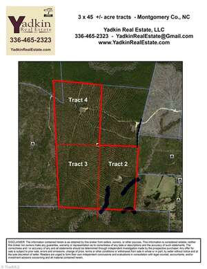 Land for Sale, ListingId:51539605, location: 232 Ridgeline Road Troy 27371