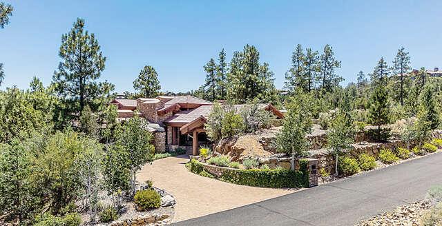 Single Family for Sale at 2176 Golf Club Lane Prescott, Arizona 86303 United States